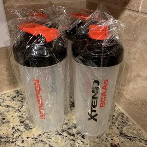Xtend Shaker Bottles (4)